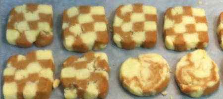 Biscuits sablés franco-belge